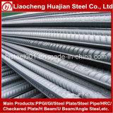 Rebar del acero de 6~32m m para la barra de acero de alta resistencia de refuerzo
