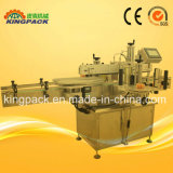 De Automatische Dubbele Machine van uitstekende kwaliteit van de Etikettering van de Fles van Kanten