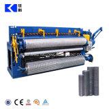 Автоматическая сварной проволочной сеткой машины на заводе