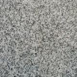 Prezzo di pietra della lastra della costruzione/del granito bianco grigio delle mattonelle