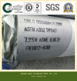 TP304/304L 의 T316/316L 스테인리스 이음새가 없는 빈 바