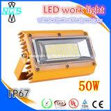 Indicatore luminoso di inondazione esterno di watt LED dell'indicatore luminoso 50 di illuminazione IP65 LED del LED