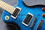 Kits de guitare de DIY LP/Custom Lp guitare électrique en bleu (BPL-515)