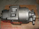 日本小松Wa600車輪のローダーHydギヤポンプ705-53-42000予備品