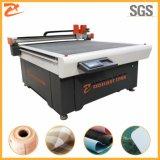 O jantar guardanapo máquina de corte CNC não Dieless Laser 1313