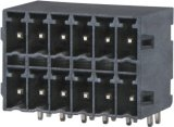 Blocchetto terminali alimentabile a temperatura elevata (WJ15EDGVHB-THT-3.5mm)