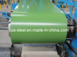 PPGI Bobines en acier/acier recouvert de couleur feuille/bobine d'acier prépeint