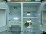 カラーによって塗られるパターンが付いている緩和されたガラスの冷蔵庫の棚