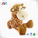 Leuk Embleem Gemerkt de PromotiePluche van de Giraf Dierlijk Stuk speelgoed