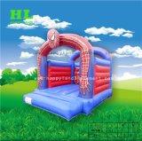 Круглая насадка для взбивания дом надувные Bouncer игры