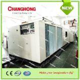 Condicionador de ar industrial do telhado com o compressor Hermetic do rolo e refrigerar fresco do ar e o livre