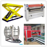 Korinplexの合板の生産ラインか木工業機械