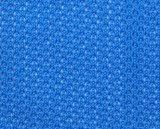 El mejor venta de aves 100% poliéster Camiseta de tela tejida de ojo seco colocar Tricot ropa de tejido de malla