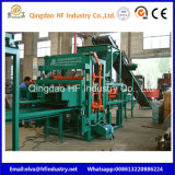 Qt4-20 Plyforms sable semi-automatique machine à briques de béton de ciment