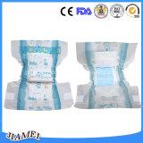 Alti pannolini del bambino di Molfix di assorbimento con la fabbrica in Cina