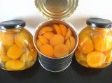 Albicocca inscatolata albicocca nella migliore qualità
