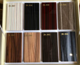 Personalizar satinado acrílico de madera armarios de cocina para hoteles muebles (acrílico para las puertas del armario)