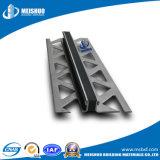 De Verbinding van de Beweging van het Profiel van het Aluminium van de Levering van de fabriek met Rubber