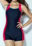 Ropa caliente de las mujeres de la venta, traje de baño atractivo y delgado