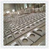 Encimera gris blanca Polished china al por mayor de la cocina del granito de Pangdang para los proyectos del hotel