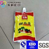Fastfood- Tülle-Beutel verwendet für Soßen