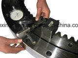 Roulement de pivotement/boucle de pivotement/entraînement de rouleau triple de pivotement pour des pièces de machines de construction de chariot élévateur de grue d'excavatrice