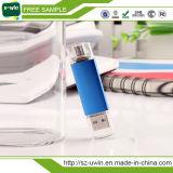OTG USB-Blitz-Laufwerk mit CER, FCC, RoHS Bescheinigung