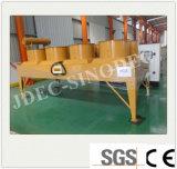 Silencio contenedor de gran potencia de 600 Kw BTU grupo electrógeno de Gas de baja