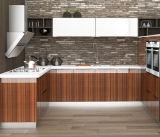 熱い販売法U様式の木の食器棚