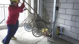 機械価格の機械を塗る自動壁のセメントを塗る壁