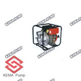 Plastic Anticorrosion Gasoline / Diesel Water Pump Set
