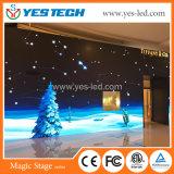 L'intérieur de la publicité pleine couleur écran LED haute définition