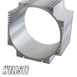 6063 T5 Dissipateur en aluminium aluminium extrudé avec profil Taille personnalisée