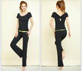 Slim Sportsuit d'usure de remise en forme personnalisé pour les femmes