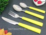En acier inoxydable Ustensiles Set set dîner ensemble de couteaux