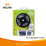세륨을%s 가진 7.2W/M DC12V Type 5050 LED Light Strip