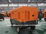 Hg550-13C Compresseur d'air diesel portable Utiliser pour l'exploitation minière en 2017 du projet de trou d'explosion