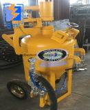 Portable Toilets Sandblasting Machine