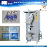 Sachet de la production d'eau pure de la machine avec système de traitement de l'eau