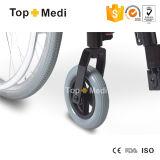 Кресло-коляска поставщика кресло-коляскы Гуанчжоу алюминиевая экономичная ручная для сбывания (TAW251LHPQ)