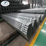 Tubo d'acciaio galvanizzato ondulato/peso galvanizzato del tubo d'acciaio