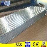 亜鉛によって塗られる冷間圧延された波形の鋼板