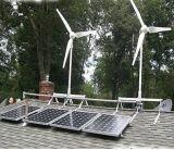 Малые 300W 500 Вт 700W 1Квт солнечного ветра гибридная система питания