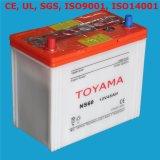 baterías de coche baratas de tres años de las baterías de coche de la garantía resistentes
