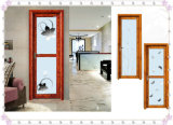 고품질 목욕탕을%s 알루미늄 여닫이 창 문