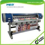 Wer-Es160 CE ISO Aprobado impresora Mejor Precio Dx5 Pequeño eco-solvente
