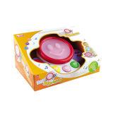 Het plastic Muzikale Stuk speelgoed van de Trommel B/O voor Jonge geitjes (H2162044)