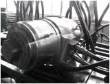 Cortadores de tambor rotatorio hidráulicos modificados para requisitos particulares serie del Trencher de Hdc