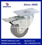 静かに動作するHopital TPRの旋回装置の足車の車輪