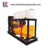 O CHP usa o gerador do biogás de 160kw 200kVA